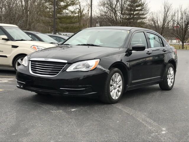 2014 Chrysler 200 LX Collinsville IL