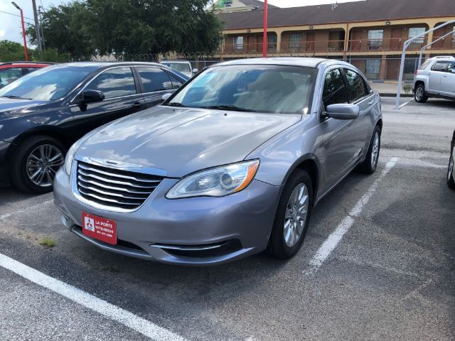 2014 Chrysler 200 LX Houston TX