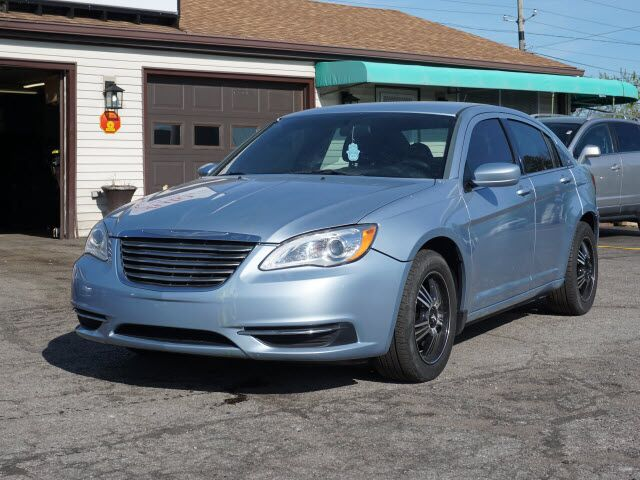 2014 Chrysler 200 LX Indianapolis IN
