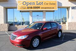 2014_Chrysler_200_LX_ Las Vegas NV