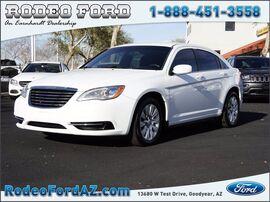 2014_Chrysler_200_LX_ Phoenix AZ