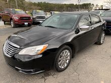 2014_Chrysler_200_Limited_ Clinton AR