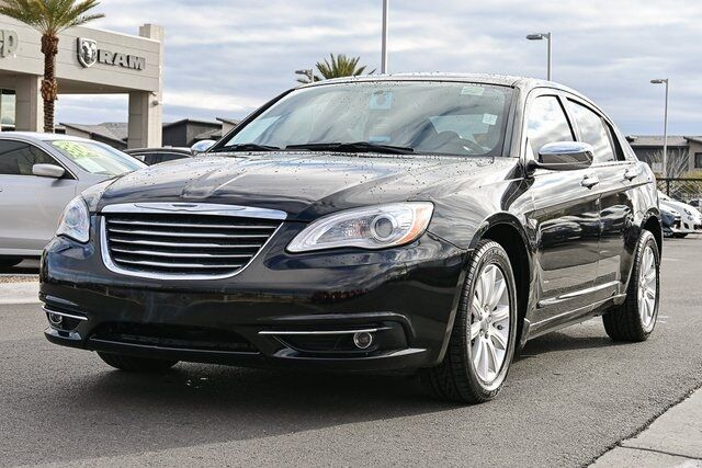2014 Chrysler 200 Limited Las Vegas NV