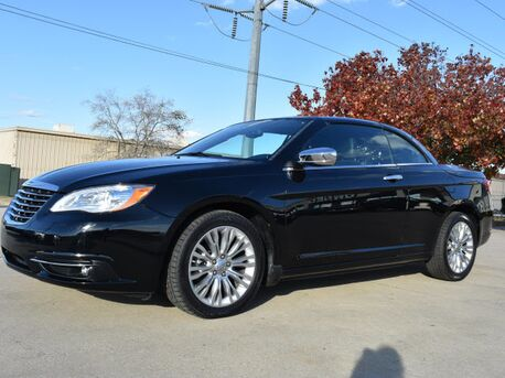 2014_Chrysler_200_Limited_ Longview TX