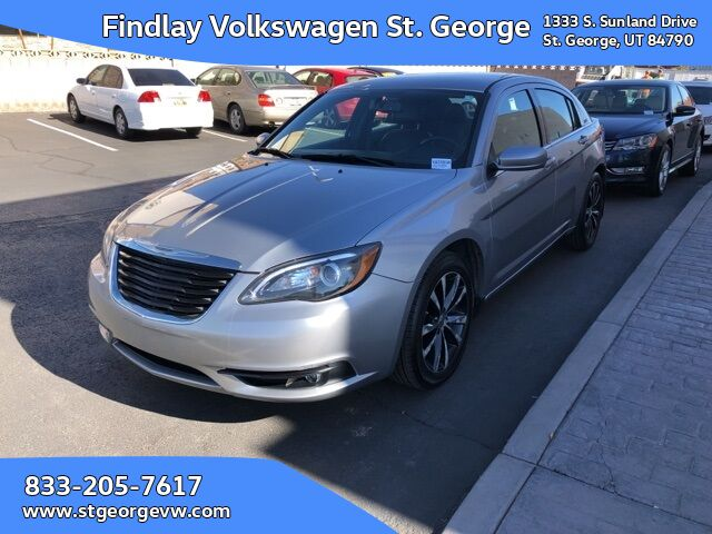 2014 Chrysler 200 Limited St. George UT