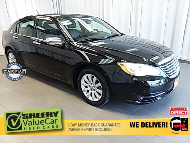 2014 Chrysler 200 Limited Springfield VA