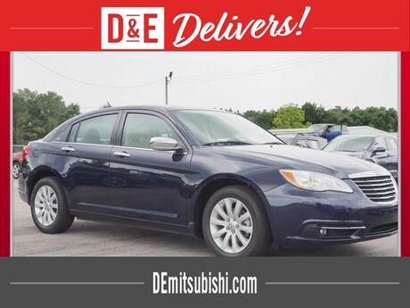 2014 Chrysler 200 Limited Wilmington NC