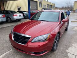 2014_Chrysler_200_Touring_ Cleveland OH