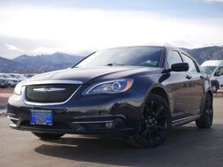 2014_Chrysler_200_Touring_ Colorado Springs CO