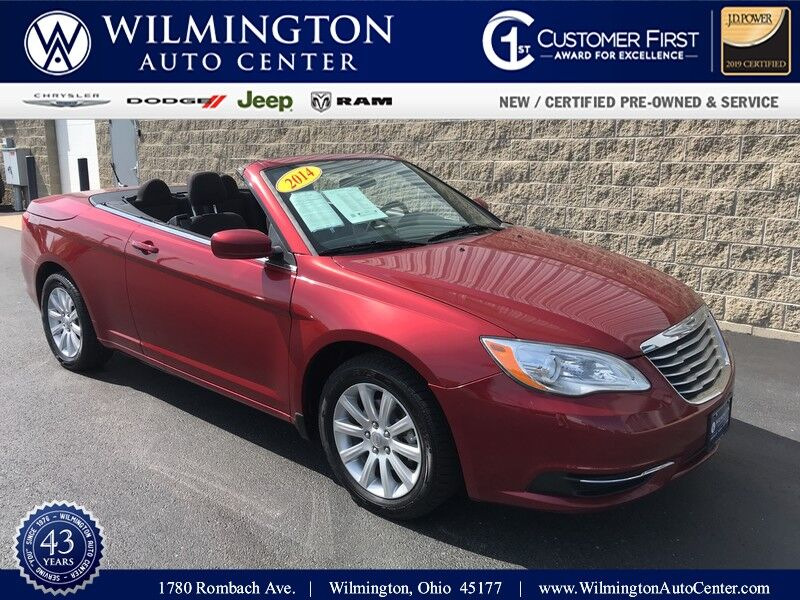 2014 Chrysler 200 Touring Convertible Wilmington OH