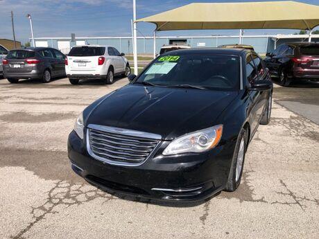 2014 Chrysler 200 Touring Gainesville TX