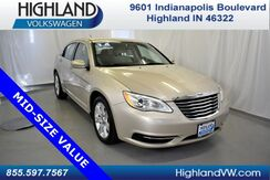 2014_Chrysler_200_Touring_ Highland IN