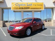 2014_Chrysler_200_Touring_ Las Vegas NV