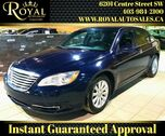 2014 Chrysler 200 Touring PWR SEATS, HEATED SEATS, MP3