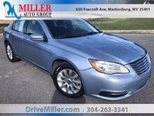 2014_Chrysler_200_Touring_ Martinsburg
