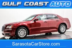2014_Chrysler_300_1-OWNER! NAV ! 37K MI! TAN LEATHER! BACK UP CAMERA! CARFAX! LOOK!_ Sarasota FL