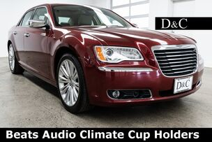 2014 Chrysler 300 Beats Audio Climate Cup Holders