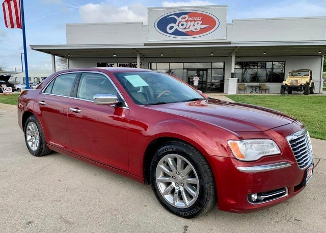 2014 Chrysler 300 C RWD Georgetown TX