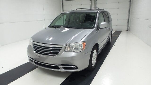 2014 Chrysler Town & Country 4dr Wgn Touring Topeka KS
