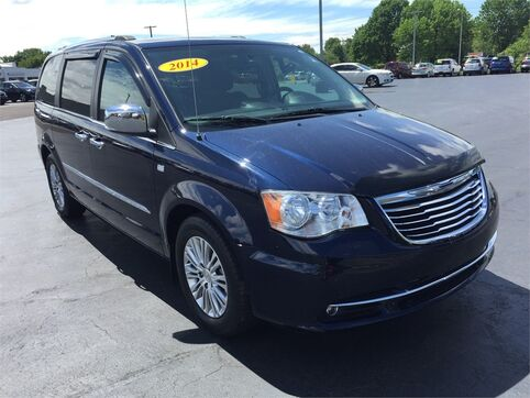 2014_Chrysler_Town & Country_TOURING-L 30TH ANNIVERSARY_ Evansville IN