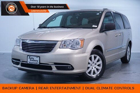 2014_Chrysler_Town & Country_Touring_ Gainesville GA