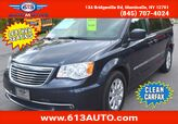 2014 Chrysler Town & Country Touring 3rd Row Seating 7 Passenger Leather Seats