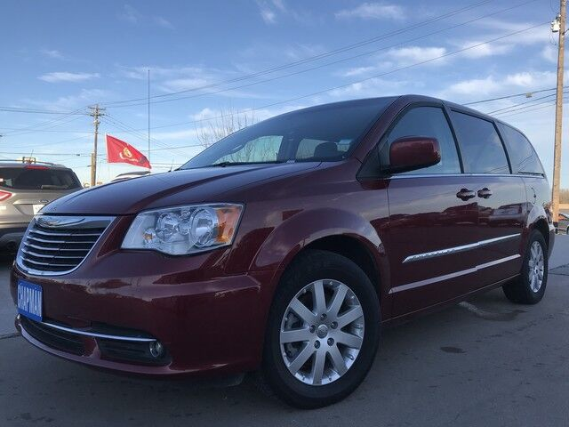 2014 Chrysler Town & Country Touring Buda TX