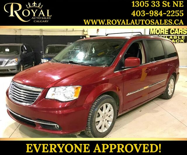2014_Chrysler_Town & Country_Touring BLUETOOTH, BACK UP CAM, INT PHONE_ Calgary AB