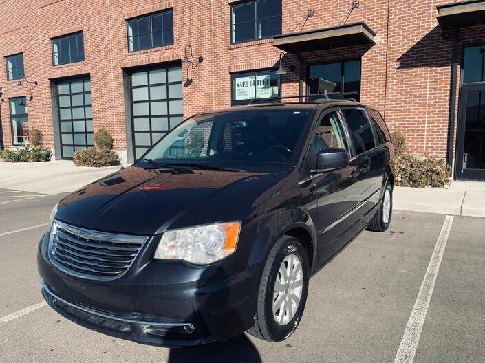 2014 Chrysler Town & Country Touring Bountiful UT