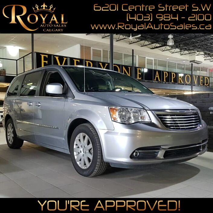2014 Chrysler Town & Country Touring Calgary AB