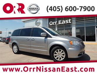 2014_Chrysler_Town & Country_Touring_ Del City OK