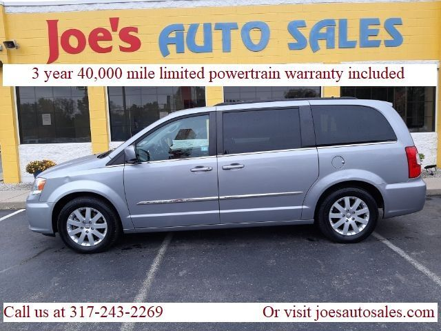 2014 Chrysler Town & Country Touring Indianapolis IN