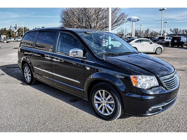 2014 Chrysler Town & Country Touring-L 30th Anniversary Amarillo TX