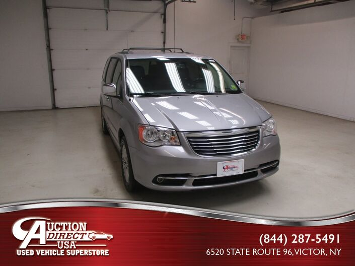 2014 Chrysler Town & Country Touring-L Raleigh