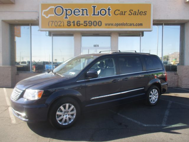 2014 Chrysler Town & Country Touring Las Vegas NV
