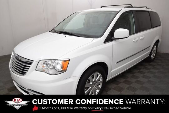 2014_Chrysler_Town & Country_Touring_ Puyallup WA