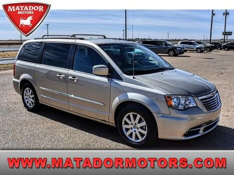 2014_Chrysler_Town & Country_Touring_ Lubbock & Wolfforth TX