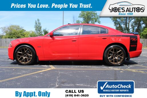 2014_DODGE_CHARGER_R/T_ Toledo OH