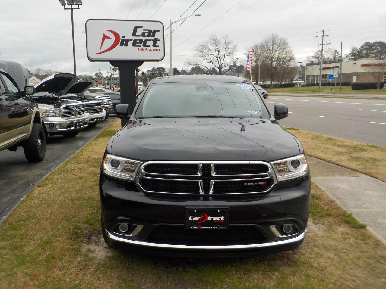 2014 DODGE DURANGO SXT AWD, 3RD ROW, BLUETOOTH WIRELESS, WELL MAINTAINED, ONLY 24K MILES! Virginia Beach VA