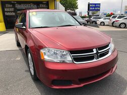 2014_Dodge_Avenger_4d Sedan SE_ Albuquerque NM