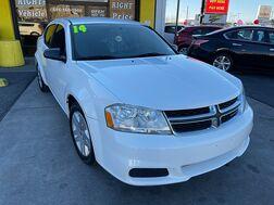 2014_Dodge_Avenger_4d Sedan SE_ Albuquerque NM