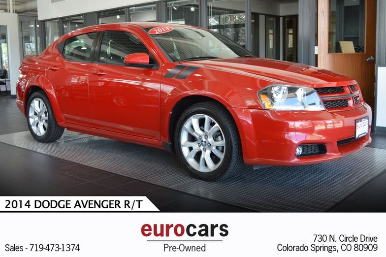 2014 Dodge Avenger R/T Colorado Springs CO