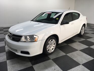 2014_Dodge_Avenger_SE_ Chattanooga TN