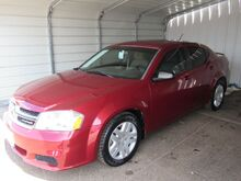 2014_Dodge_Avenger_SE_ Dallas TX