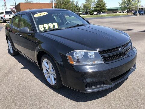 2014_Dodge_Avenger_SE_ Evansville IN