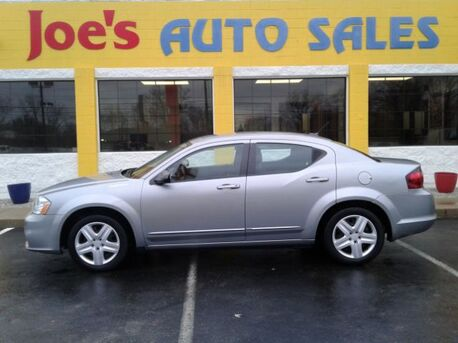 2014_Dodge_Avenger_SE_ Indianapolis IN