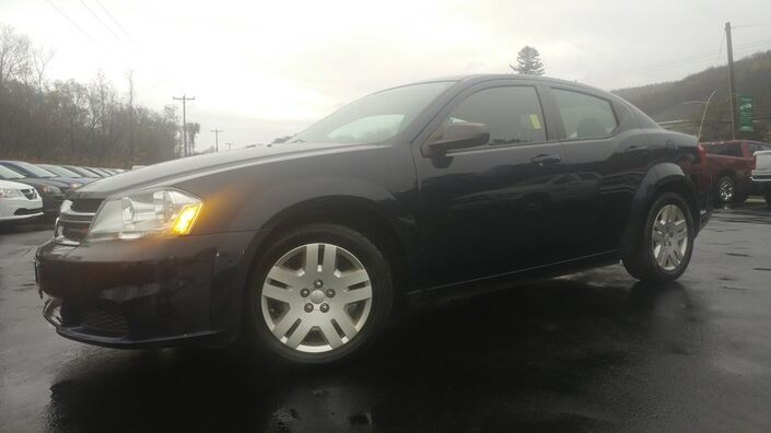 2014 Dodge Avenger SE Rock City NY