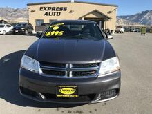 2014_Dodge_Avenger_SE_ North Logan UT