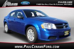 2014_Dodge_Avenger_SE_ Saint Louis MO