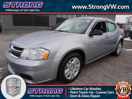2014 Dodge Avenger SE Salt Lake City UT